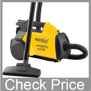 Eureka Mighty Mite 3670G Canister Vacuum review